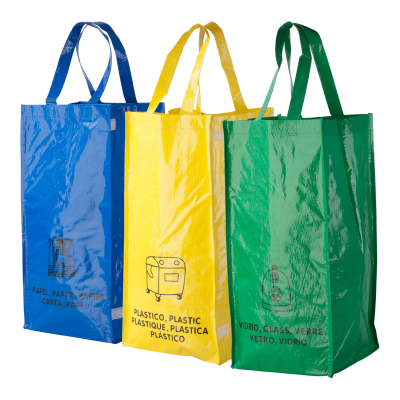 Picture of LOPACK WASTE RECYCLING BAG SET
