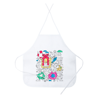 Picture of TIZY COLOURING APRON