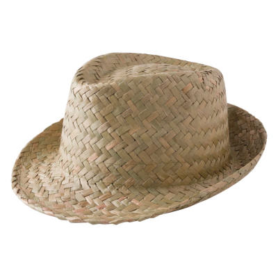 Picture of ZELIO UNISEX STRAW HAT WITHOUT BAND
