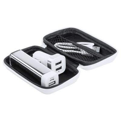 Picture of NACORAP USB CHARGER AND POWER BANK SET