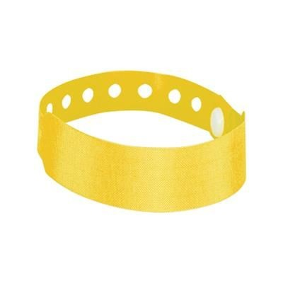 Picture of MULTIVENT PLASTIC WRIST BAND with Press Button Disposable