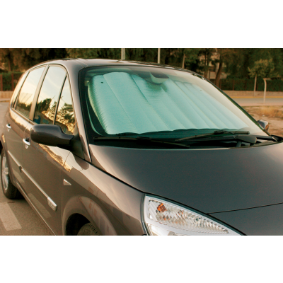 Picture of JUMBO CAR WINDSCREEN VISOR SUN SHADE