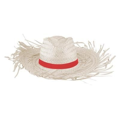 Picture of SOMBRERO FILAGARCHADO STRAW HAT WITHOUT BAND