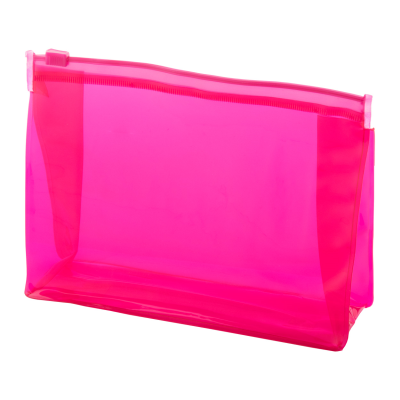 Picture of IRIAM ZIP CLEAR TRANSPARENT PVC COSMETICS BAG