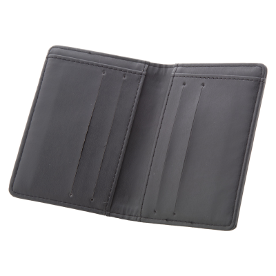 Picture of BRIGIT RFID BLOCKING PU LEATHER CREDIT CARD HOLDER FOR 8 CARDS