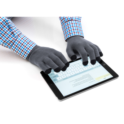 Picture of TELLAR TOUCH SCREEN GLOVES with Special Coating on 5 Fingers Acrylic