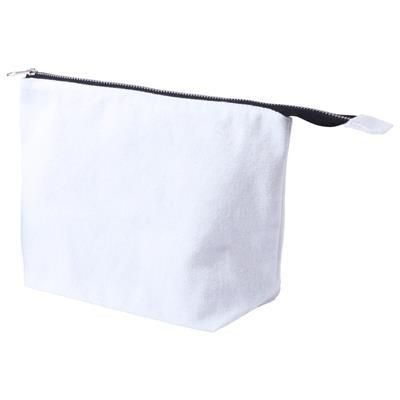 Picture of KAROKY ZIP COSMETICS BAG 100% COTTON