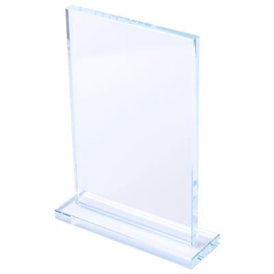 Picture of RECSUM RECTANGULAR SHAPE GLASS TROPHY AWARD in Black Gift Box