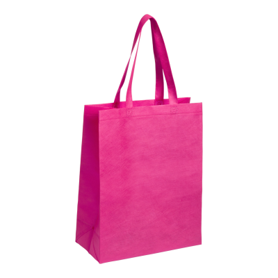 Picture of CATTYR NON-WOVEN SHOPPER TOTE BAG with Long Handles 80 G-m²