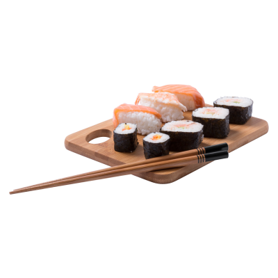 Picture of NESTY BAMBOO CHOPSTICKS SET 2 PCS