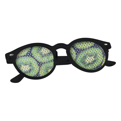 Picture of NIXTU PLASTIC SUNGLASSES with Uv 400 Protection
