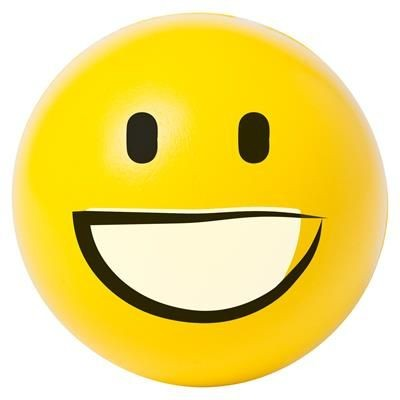 Picture of DILPAK ANTI-STRESS BALL with Emoticon Decoration PU Foam