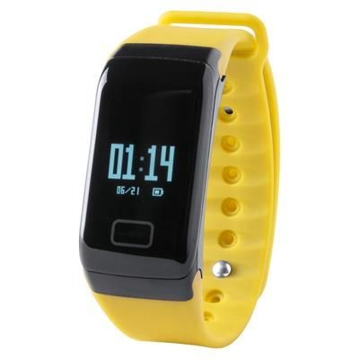 Picture of SHAUL MULTILINGUAL BLUETOOTH SMART WATCH with Heart Rate Monitor & 0 66 Oled Screen