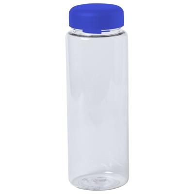 Picture of KABORT CLEAR TRANSPARENT PLASTIC SPORTS BOTTLE 550 ML
