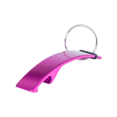 Picture of MILTER ALUMINIUM METAL BOTTLE OPENER with Keyring