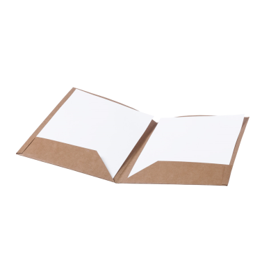 Picture of HABORG RECYCLED PAPER DOCUMENT FOLDER
