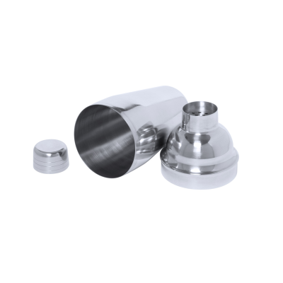 Picture of TOBASSY STAINLESS STEEL METAL COCKTAIL SHAKER 550 ML