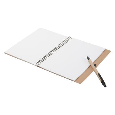 Picture of TUNEL NOTE BOOK