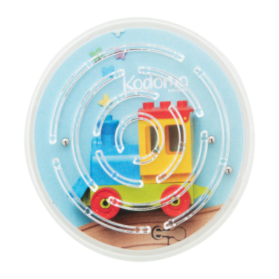 Picture of FAUN PLASTIC ROUND SHAPE LABYRINTH GAME with Three Metal Balls
