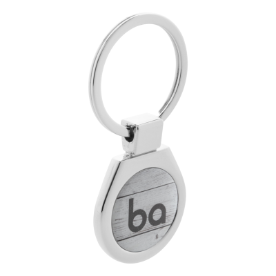 Picture of BALL KEYRING in Silver