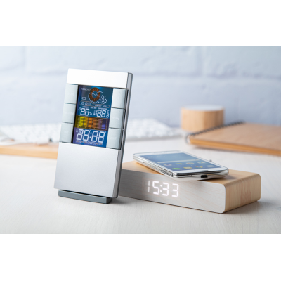 Picture of CALIFORNIA WEATHER STATION in Silver