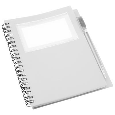 Picture of TAGGED NOTE BOOK