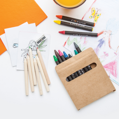 Picture of LOLA CHILDRENS CRAYON SET
