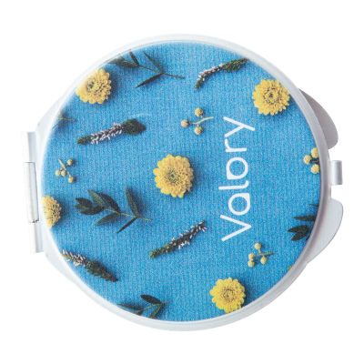 Picture of GILL POCKET MIRROR in Silver