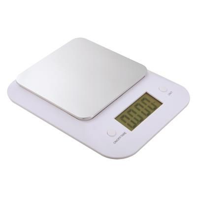 Picture of BEAN KITCHEN SCALE in White