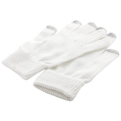 Picture of SUBTIUM TOUCH SCREEN GLOVES in White