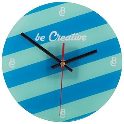 Picture of SUBLIMATION WALL CLOCK SUBOTIME