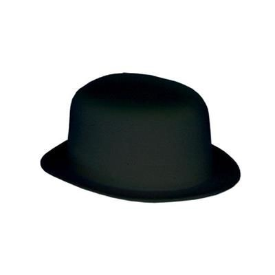 Picture of FLOCKED BOWLER HAT