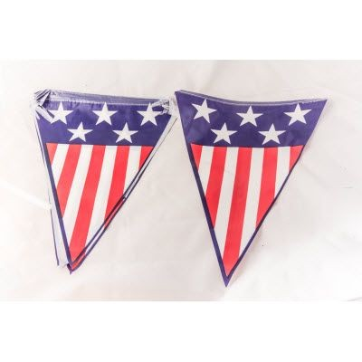Picture of USA STARS & STRIPE BUNTING