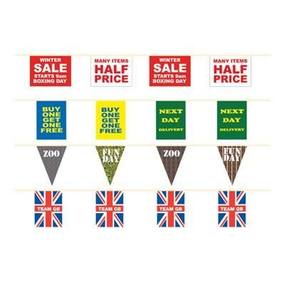 Picture of PROMOTIONAL BUNTING