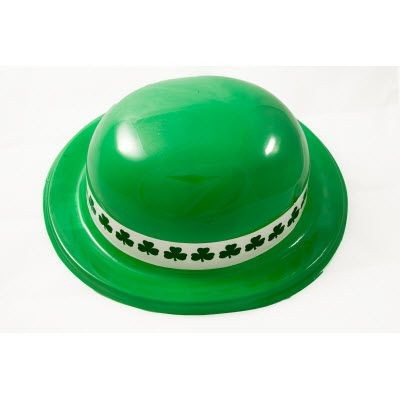 Picture of ST PATRICKS DAY BOWLER HAT