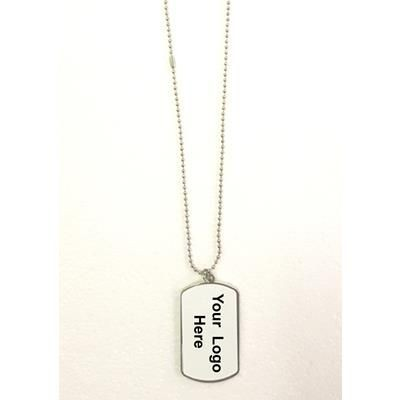 Picture of BRANDED DOG TAG NECKLACE