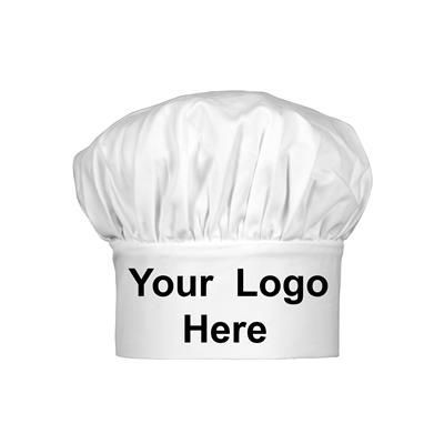 Picture of BRANDED CHEF HAT