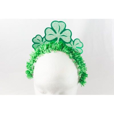 Picture of ST PATRICKS DAY REGAL TIARA