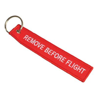 Picture of FLIGHT TAG (EMBROIDERED)