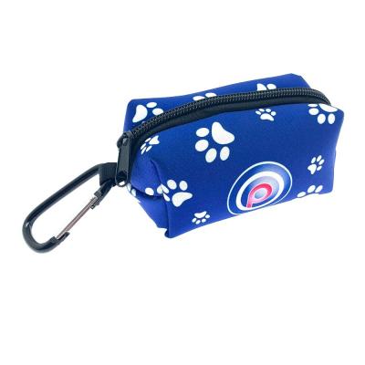 Picture of NEOPRENE DOG POOP BAG DISPENSER