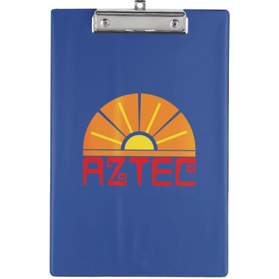 Picture of A4 CLIPBOARD in Royal Blue
