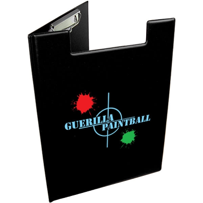 Picture of A4 FOLDER CLIPBOARD in Black