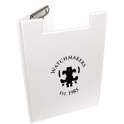 Picture of A4 FOLDER CLIPBOARD in White