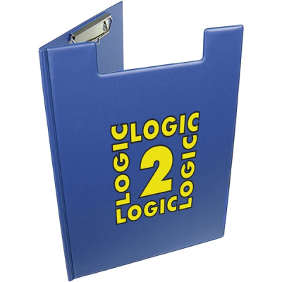 Picture of A4 FOLDER CLIPBOARD in Royal Blue