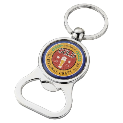 Picture of BOTTLE OPENER ALLOY INJECTION KEYRING