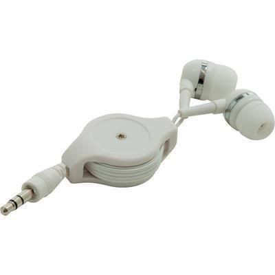 Picture of PROMO RETRACTABLE EARPHONES