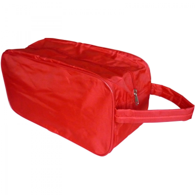 Picture of SHOE BAG in Red