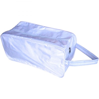 Picture of SHOE BAG in White