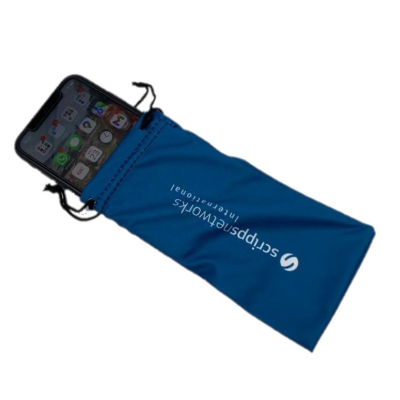Picture of MICROFIBRE PHONE POUCH