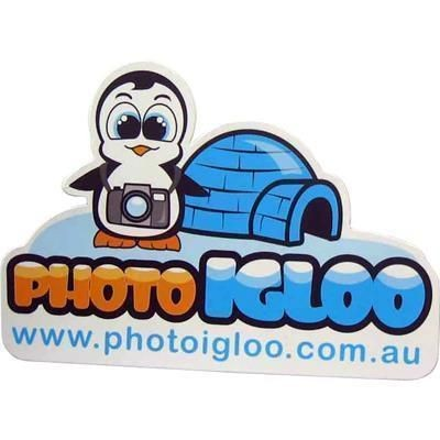 Picture of PRINTED ALUMINIUM METAL FRIDGE MAGNET